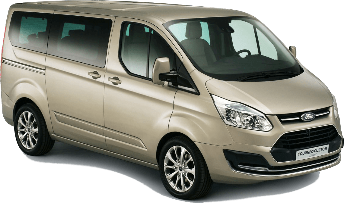 Overlay - Ford Tourneo